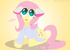 MLP: FlutterChobit by AniRichie-Art