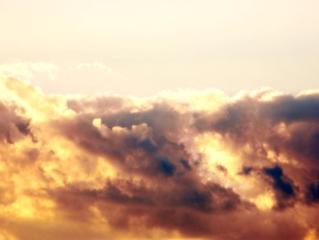 Great Wall of Clouds by Hunter-Arkaman