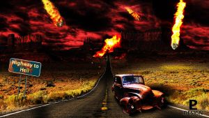 Highway to Hell by PAulie-SVK