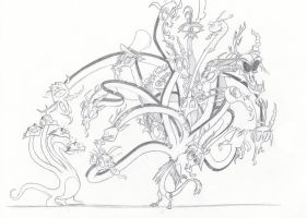 Discord vs Hydra by QuynzeL