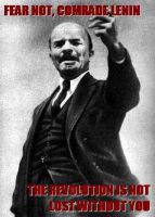 Remember Lenin by Atamolos