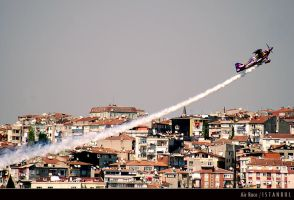 Redbull Air Race by sinademiral