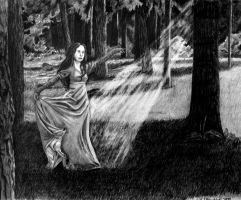 Luthien by AinuLaire