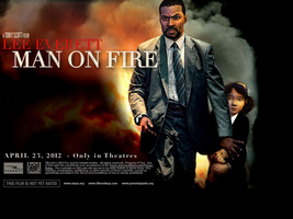The Walking Dead: Man on Fire by Afrohorse