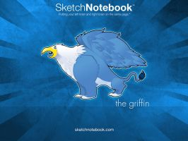 SKNB Desktop Griffin by WarBrown