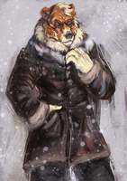 wintermute by thedawner