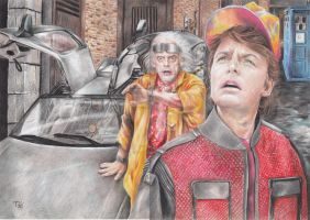 Back to the future by TadeuLSiqueira