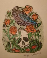 Where the Wild Roses Grow by ttyr