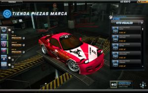 MADZA RX7 BATLE MACHINE GROWLMON TUNING NFSW 3 by davidgtm3