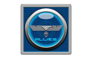Allies Badge by Cyklus07