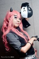 Megurine Luka: Poker Face by paulkyrby