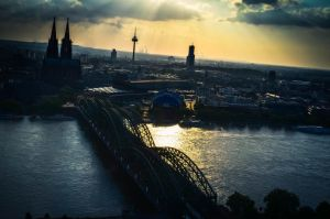 Cologne by GuoYali