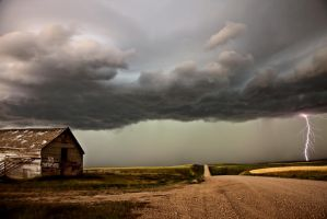 Saskatchewan Storm by pictureguy