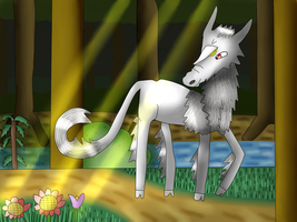 Requested- Kamun's Forest Stroll by MyMelodyOfTheHeart