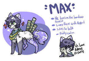 Max Ref by silly-sweetness
