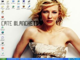 Cate Blanchett WP Screenshot by BlaqkElectric