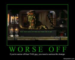 Fallout 1 Demotivational by TheWhiteKittenMaria