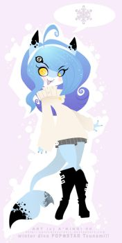 winter diva by sonicelectronic