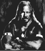 Dog THe Bounty Hunter by BrettSummers