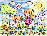Sunny Day by Colorful--Melody