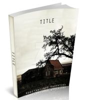 House [Book Cover] by CThersippos