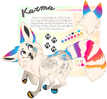 commission: karma by BabyWolverines