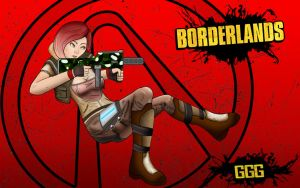 Lilith Borderlands by GGGdemon