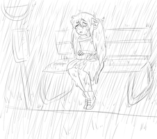 Rainy Day// Open RP?? by ScuffScotch