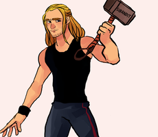 Thor by sibandit