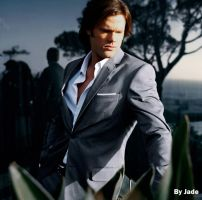Jared Padalecki manip 1 by monkeyJade