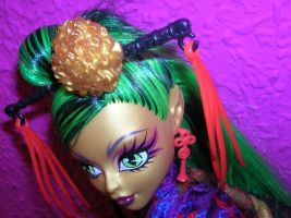 Hairstyle by fanmonsterhigh