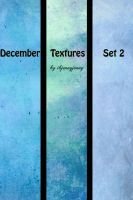 December Textures Set 2 by ibjennyjenny
