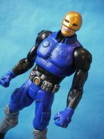 Custom 12 inch Guardian Figure Close up by cusT0M