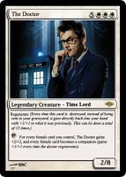 The Doctor MTG Card by smoothie454