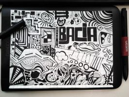 Bacia by Juques