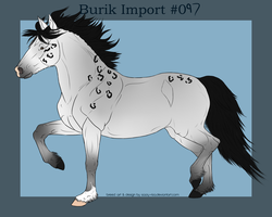 Burik Import 097 by earthshala