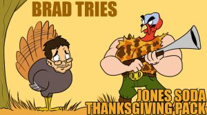 BT Jones Soda Thanksgiving Pak by Pyrotech07