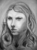 Head Drawing 9 by Doodlee-a