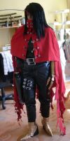 vincent valentine -  first try by Ankh-Feels