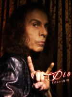 Ronnie James Dio Tribute by Tiago-Borges