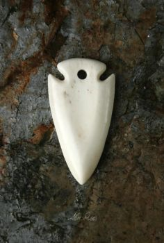Arrowhead Pendant by MaX-DooM