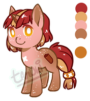 OTA Adopt Pony [OPEN] by TanukiAdopts