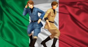 Buon Compleanno Italy by bleghxP