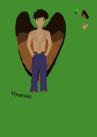 Thomas human form reference by Lady-WynterFyre