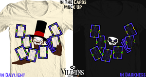 In The Cards - Shirt Glow Effect by Faith-NG32