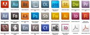 STOCK Adobe CS5 Icon Set by xXmatt69Xx1