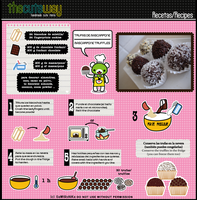 .:RECIPE:.Mascarpone truffles by SaMtRoNiKa