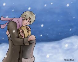 84. Out Cold - APH by AlbinoNial