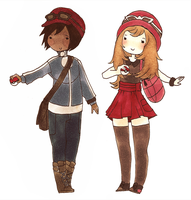 xy trainers by ruuari