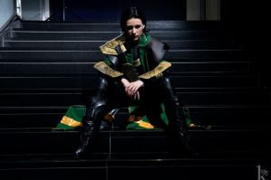 Loki [The Avengers] by TheMaraudersProngs